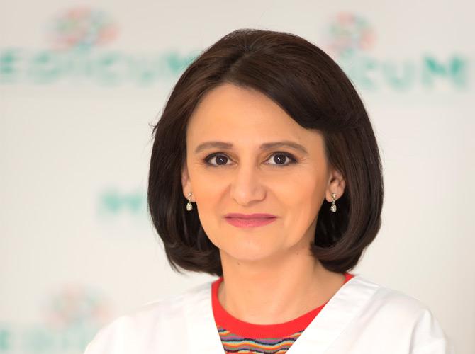 doctor viviana iordache - clinica medicum online